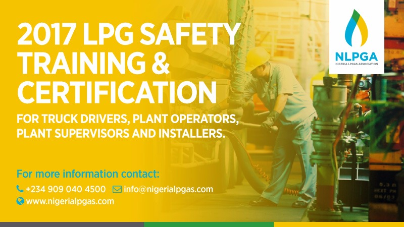NLPGA Safety & Certification Training 2017